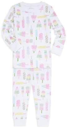 Kissy Kissy Baby Girl's & Little Girl's Two-Piece Popsicle Pajama Set