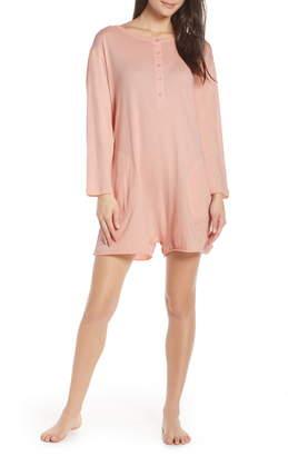 0c71e435924f The Great The Henley Pajama Romper