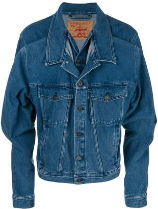 Y/Project Y / Project double denim jacket