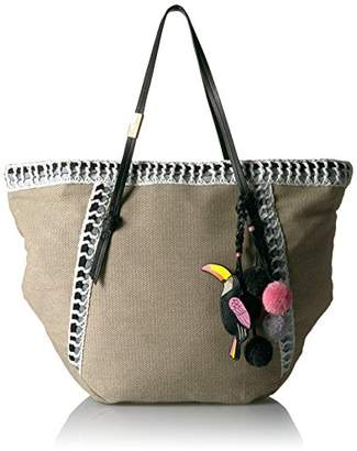 Foley + Corinna Beach Tote with Charm