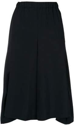 Comme des Garcons deconstructed midi skirt