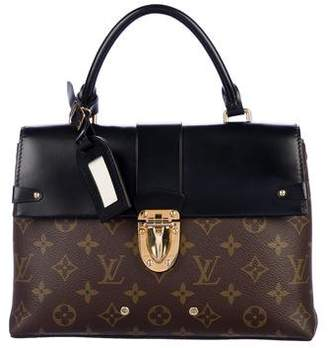 Louis Vuitton Monogram One Handle Flap Bag
