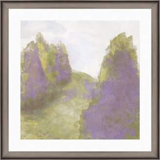"PTM Images Plum Landscape I 26.875"" x 26.875"" Wall Art"