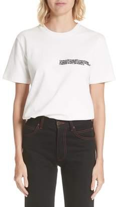 Calvin Klein 205 Logo Tee