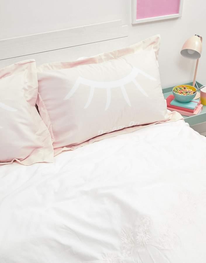 TYPO Typo Dream On Dreamer Pillowcase Set