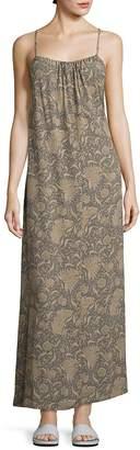Vince Women's Vintage Silk Dress