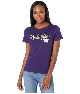 Champion College Washington Huskies University Tee