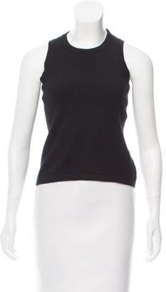 Calvin Klein Collection Cashmere Knit Top