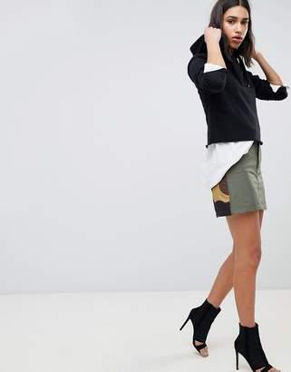 G Star G-Star Camoflage Combat Skirt
