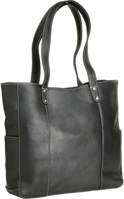 Le Donne LeDonne Leather Company Leather Tote - Rivet