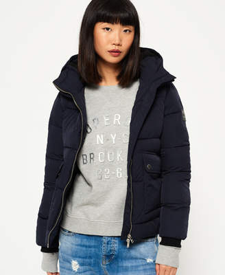 Superdry Superluxe Duvet Coat