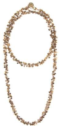Miu Miu Double-wrap necklace