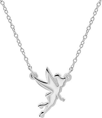 Disney Disney's Tinker Bell Sterling Silver Necklace