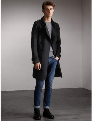 Burberry Cashmere Wool Trench Coat $3,495 thestylecure.com