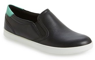 Women's Ecco 'Aimee' Slip-On Sneaker $84.95 thestylecure.com