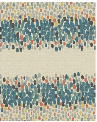 west elm Watercolor Mosaic Special Order Rug (30-Day Delivery)