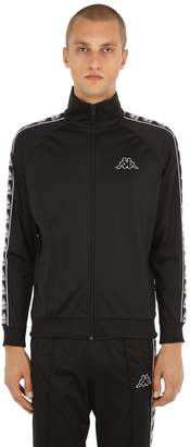 Kappa Zip-Up Track Jacket