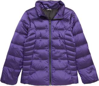 ebcab8b1e Baby Blue North Face Jackets Girls - ShopStyle