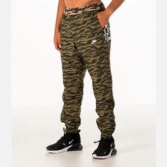 Nike Men's Sportswear Vaporwave Woven Jogger Pants