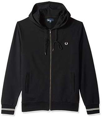 Fred Perry Men's Loopback Hooded Sweater