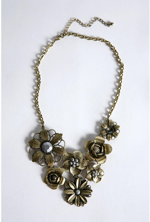 Circa 78 Wildflower Necklace