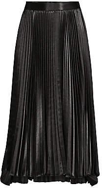 Elie Tahari Women's Sue Pleated Skirt