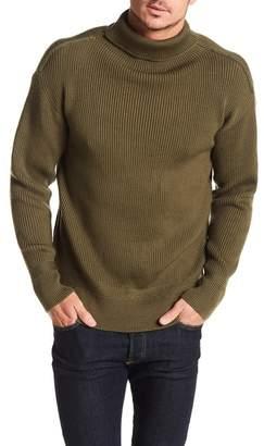 Rag & Bone Andrew Turtleneck Wool Blend Sweater