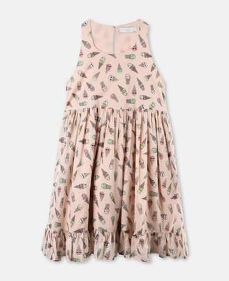 Stella McCartney pip ice cream print dress