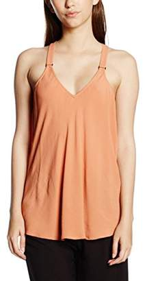 New Look Women's Buckle Strappy Cami Tops