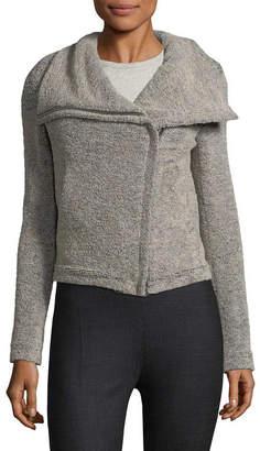 IRO Bessie Knit Biker Jacket