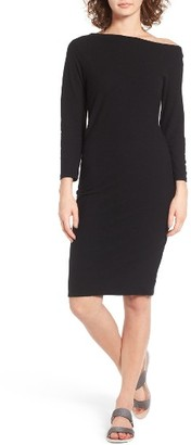 Women's James Perse Off The Shoulder Dress $225 thestylecure.com