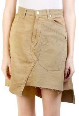 Loewe Chino Asymmetrical Skirt