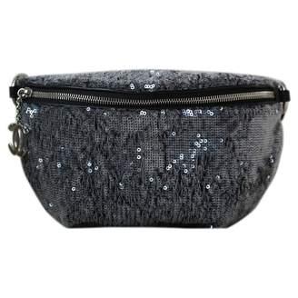 Chanel Glitter crossbody bag