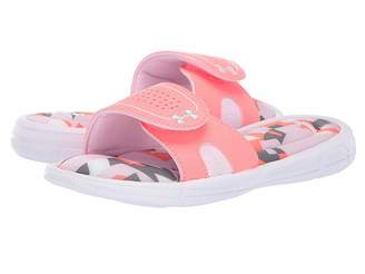 Under Armour Kids UA Ignite Jagger VIII Slide (Little Kid/Big Kid)