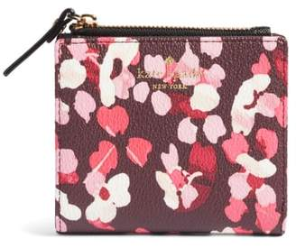Kate Spade Young Lane - Adalyn Coated Canvas Wallet