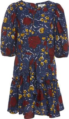 Sea Poppy sleeveless dress