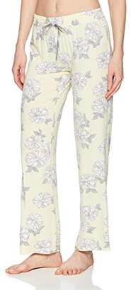 PJ Salvage Women's Sunshine Days Floral Lounge Pant