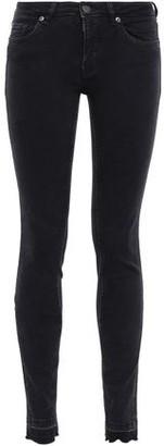 Maje Low-rise Skinny Jeans