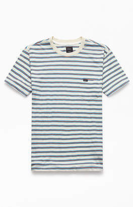 RVCA Vicent Striped T-Shirt