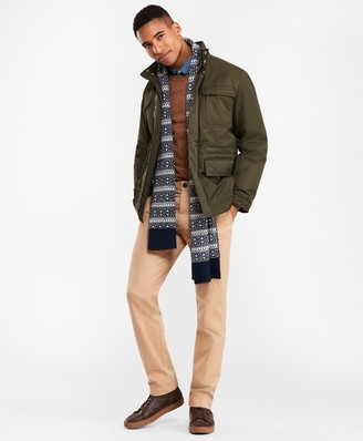 Brooks Brothers Water-Repellent Twill Field Coat
