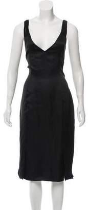 Tom Ford Sleeveless Midi Dress