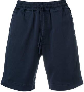 YMC elasticated waist shorts