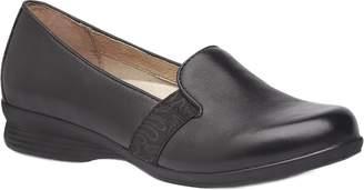Dansko Leather Slip-on Flats - Addy