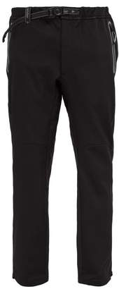 And Wander - Air Hold Technical Trousers - Mens - Black
