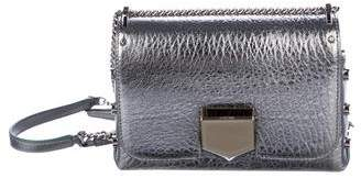 Jimmy Choo Lockett XB Leather Crossbody Bag