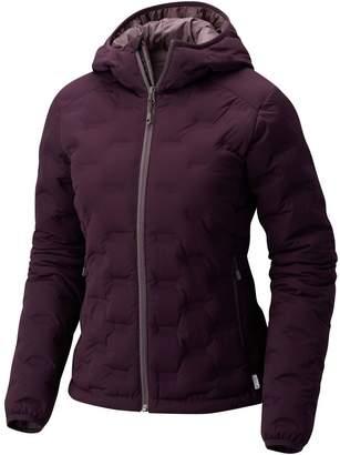 Mountain Hardwear Stretchdown DS Hooded Down Jacket - Women's