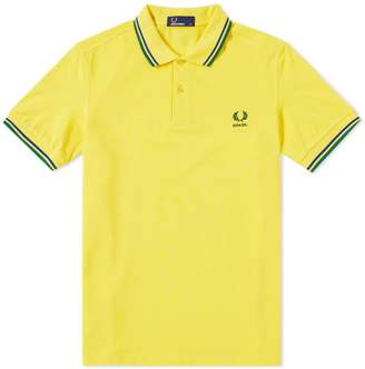 Fred Perry Authentic Brazil Country Polo Shirt