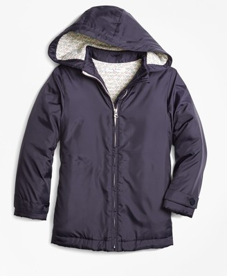 Brooks Brothers Hooded Coat