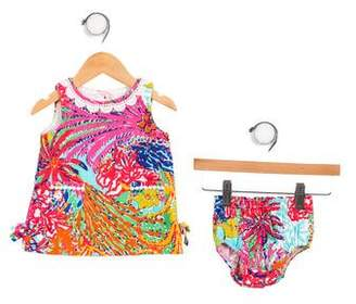 Lilly Pulitzer Girls' Printed Two-Piece Set