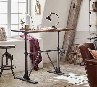 Pottery Barn Pittsburgh Crank Standing Desk